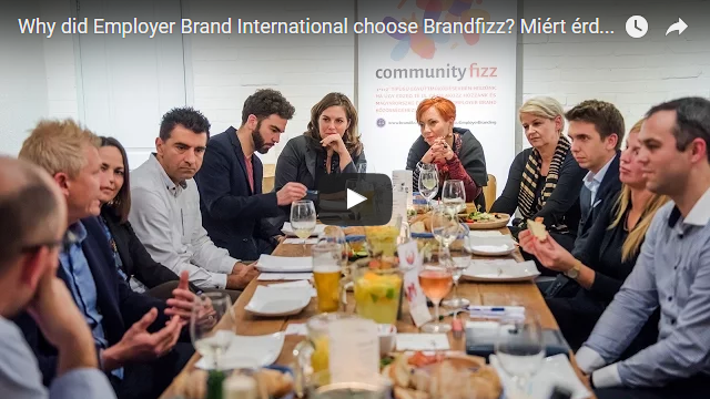 Why did Employer Brand International choose Brandfizz? Miért érdemes velünk dolgozni?