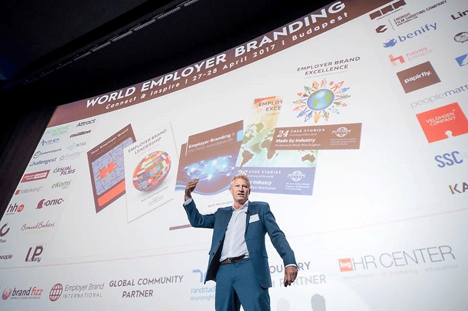 Ott voltam a szakma világsztárjai között! – Y generációs beszámoló a World Employer Branding Dayről