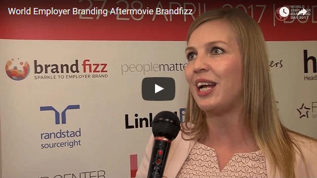 World Employer Branding Aftermovie Brandfizz