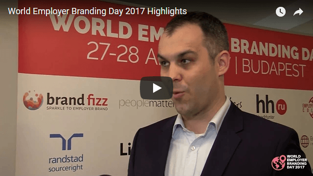 World Employer Branding Day 2017 Aftermovie