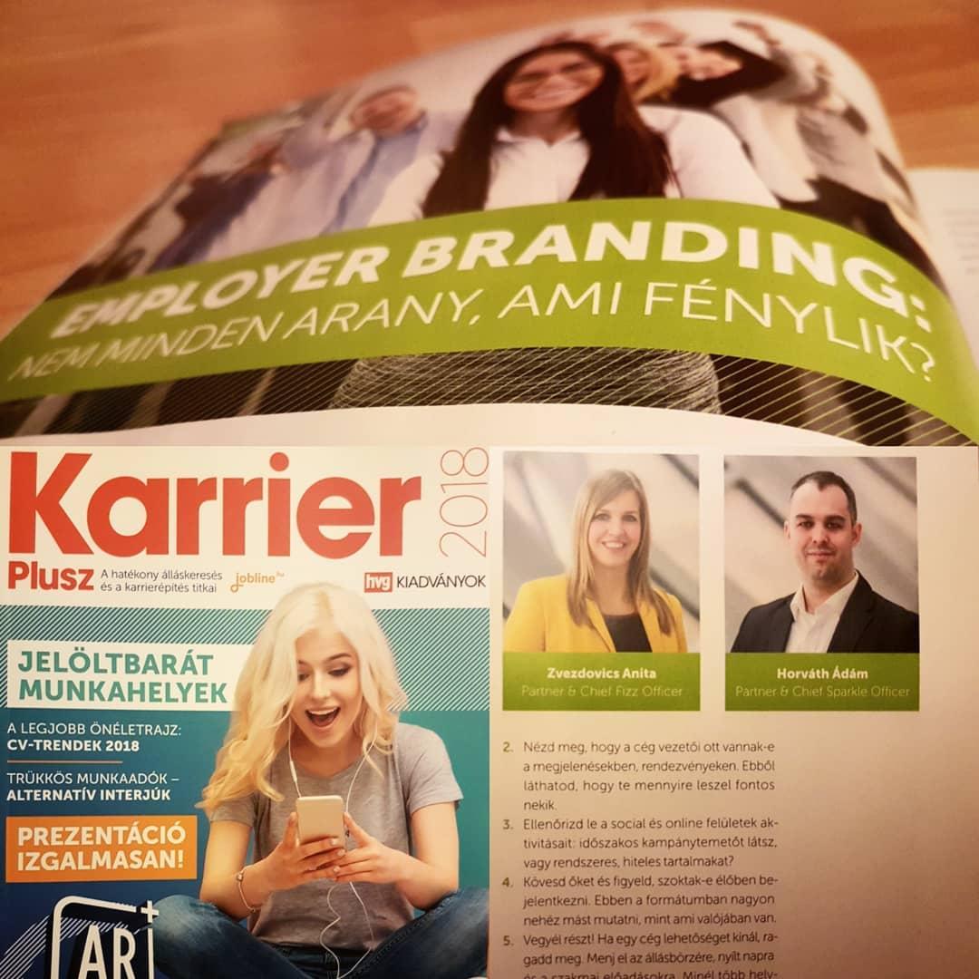 Employer branding: nem minden arany, ami fénylik?