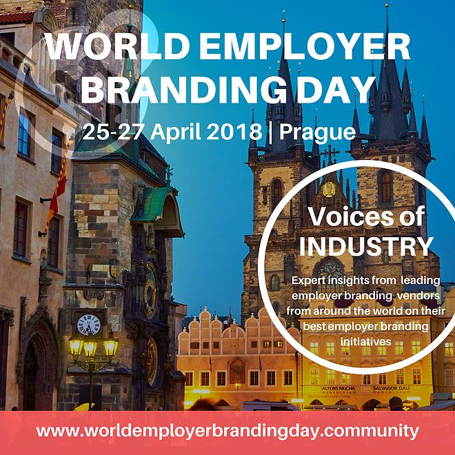 Voices of Industry – Az employer branding szakma globális hangja