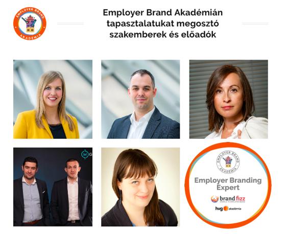 HVG Akadémia – Employer Brand Akadémia 2018