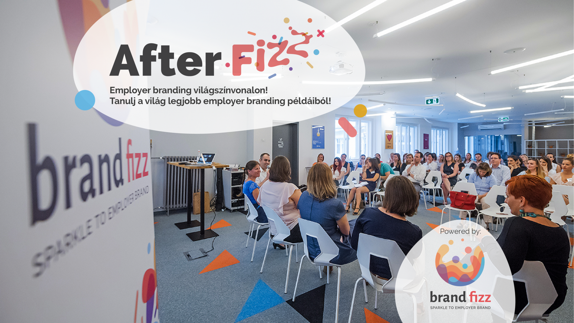 Afterfizz! Employer branding világszínvonalon!