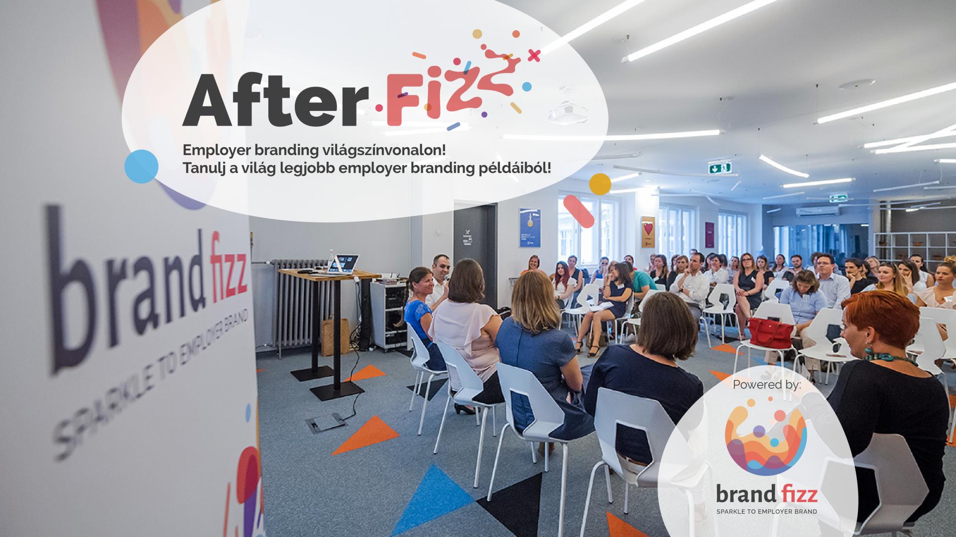 Afterfizz! Employer branding világszínvonalon! – 2018. május