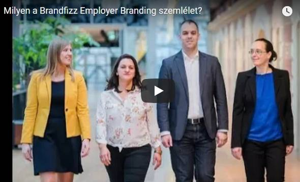 Milyen a Brandfizz Employer Branding szemlélet?