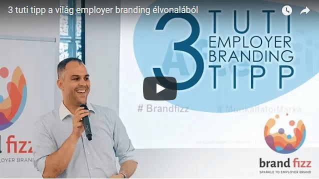 3 tuti tipp a világ employer branding élvonalából