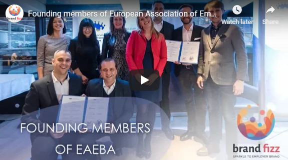 Founding members of European Association of Employer Branding Agencies
