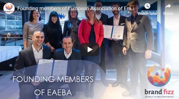 Founding members of European Association of Employer Branding Agencies