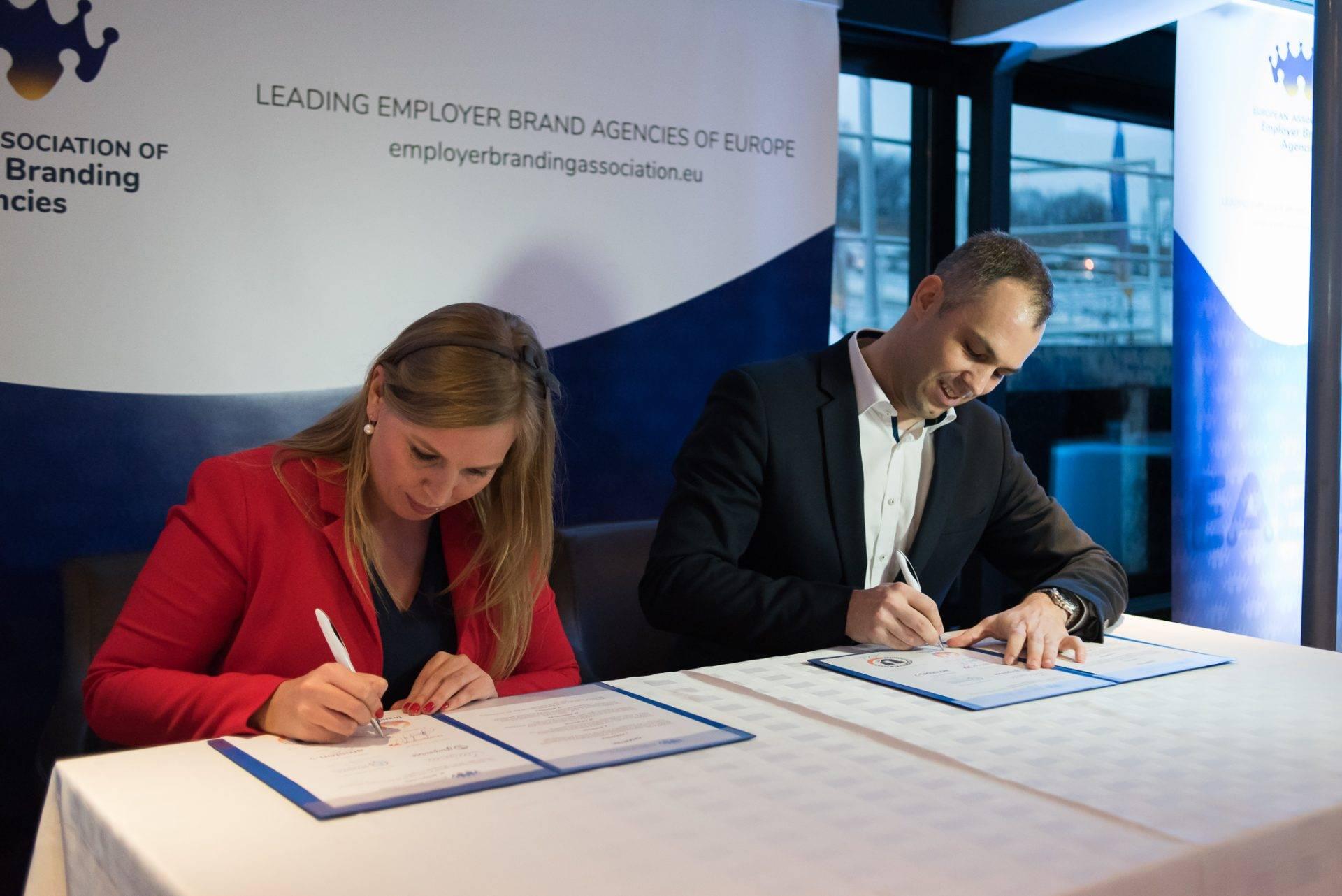 A legjobb employer branding ügynökségeket összefogó szövetség alakult Budapesten