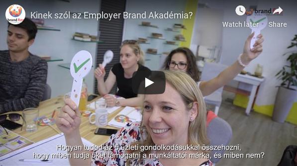Kinek szól az Employer Brand Akadémia?