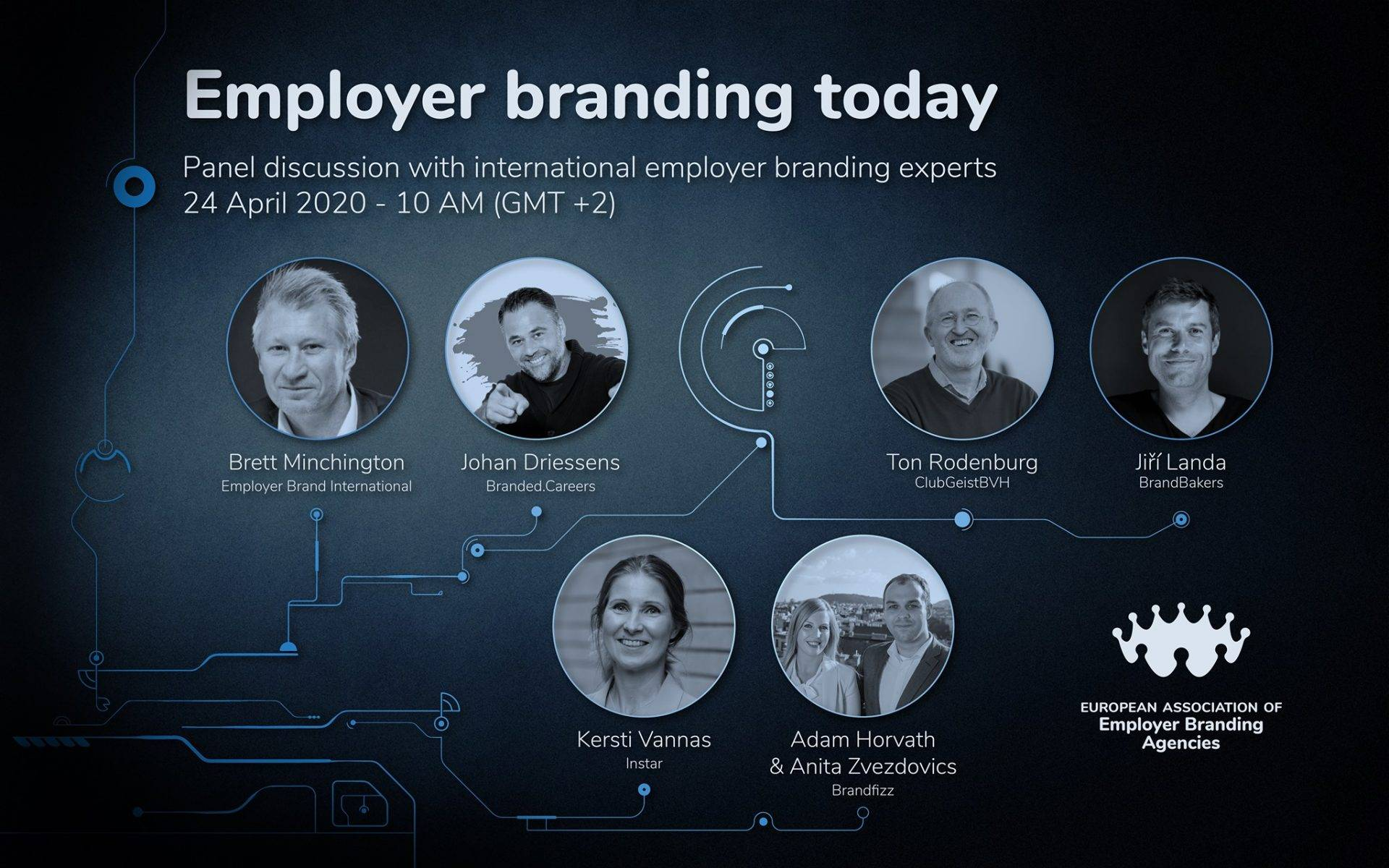 Employer Branding Today – International panel discussion with experts
