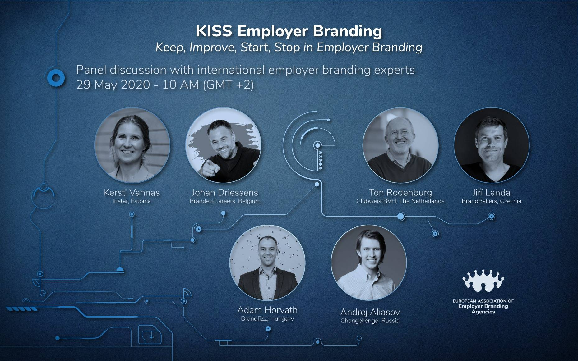 KISS Employer Branding! What to keep, improve, stop and start?