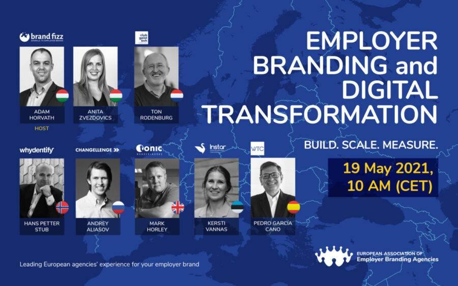 Employer Branding and digital transformation